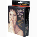 Jacquard Mehndi Henna Kit; Color: Brown; Format: Bottle; Type: Henna; (model JAC9500), price per kit