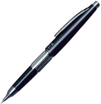 Pentel® Sharp Kerry™ Pencil Black; Lead Color: Black/Gray; Lead Size: .7mm; Type: Mechanical; (model P1037-A), price per each