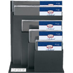 Prestige™ Archival Print Protectors Display (Acrylic Rack): Polypropylene, Multi, (model AA800D), price per each