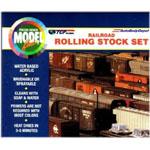 Badger Modelflex Railroad Rolling Stock