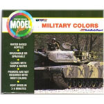 Badger Modelflex Military Colors