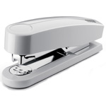 "Dahle B4 Compact Executive Stapler: Grey, 2 5/8"" Throat Depth"