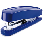 "Dahle B4 Compact Executive Stapler: Blue, 2 5/8"" Throat Depth"