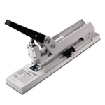 "Dahle B54 Heavy Duty Stapler: 9 7/8"" Throat Depth"
