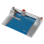 "Dahle Premium Rolling Trimmer: 14 1/8"" Cut Length"