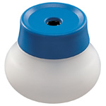 "Dahle ""Chubby"" Canister Sharpener: Plastic Wedge Shape, Box of 10"
