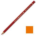 Faber-Castell Polychromos Artist Color Pencil: Dark Cadmium Orange