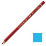 Faber-Castell Polychromos Artist Colour Pencil: Light Phthalo Blue