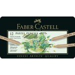 Faber-Castell PITT Pastel Pencil: Box of 12