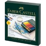 Faber-Castell Albrecht Durer Artists' Watercolour Pencil: Studio Box of 36 X Brush
