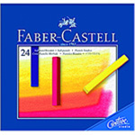 Faber-Castell Creative Studio Soft Pastel: Cardboard Box of 24
