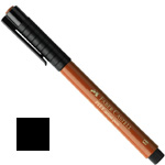 Faber-Castell PITT Artist Pen: Superfine, Black