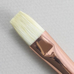 Chungking Hog Bristle 1300: Bright Size 8 Brush
