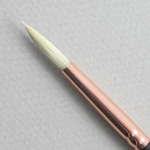 Chungking Hog Bristle 1300: Round Size 4 Brush