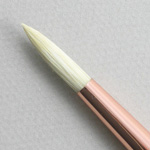 Chungking Hog Bristle 1300: Round Size 6 Brush