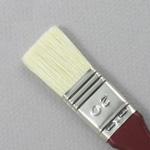 Hog Bristle Series 200: Wide Flat Size 20 Brush
