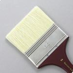 Hog Bristle Series 200: Wide Flat Size 90 Brush