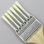 Hog Bristle Series 59: Pencil Overgrainer Size 60 Brush