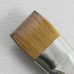 Pure Red Sable 5105: Bright Size 20 Brush