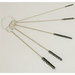 Mack Spray Gun Cleaning Brush Series 1290: Set Of 5 Brushes