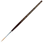 Mack Alan Johnson Signature Brush: Size 2/0