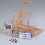 VanDyck Studio Oil Painting Kit: Model # 63-AB40012