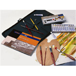 Martin Museum Complete Oil Media Art Kit: Model # AS-CF-28
