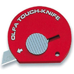 Olfa®  Touch-Knife® Convenient Size: General Purpose, Knife, (model OL-TK), price per pack
