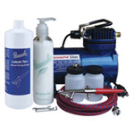 Paasche Model D100H Home Tanning Kit