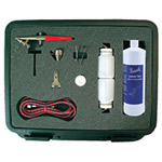 Paasche Tanning Kit with Case and Solution