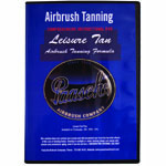 Paasche Model DVD-AM Leisure Tan