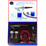 Paasche Model HS Single Action Airbrush Set