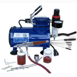 Paasche VL-100D Airbrush Intermediate Package