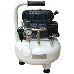 Silentaire Val-Air 50-15 AL Silent Running Airbrush Compressor: Oil Lubricated