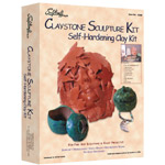 Sculpture House Claystone Sculpture Kit