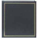 "Pioneer® Jumbo Scrapbook (Assorted Covers): Paper, 11 3/4"" x 14"", (model SJ100), price per each"