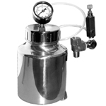 Paasche Quart Gravity Pressure Feed Container For Model BU, CU or D2U