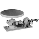 "Paasche 14"" Airmotor Driven Turntable"