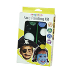 Snazaroo™ Primary Face Painting Kit: Multi, 2 ml, (model 1180010), price per kit
