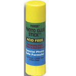 Pioneer®  Photo Glue Stick™ Photo Glue Stick: Permanent, (model PGS), price per each