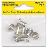 Pioneer® Screw Post Set: Screw Post, (model PS4), price per pack