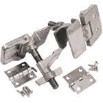 Speedball® Hinge Clamp; Material: Aluminum; Type: Hinge Clamp; (model H4513), price per pack