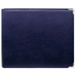 "Pioneer® 12 x 12 3-Ring Scrapbook Binder Navy Oxford: Blue, Leatherette, 12"" x 12"", (model TM12NOX), price per each"