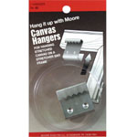 Moore Canvas Hanger: Canvas, (model M82), price per each