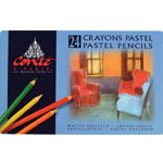 Conte™ Pastel Pencil 24-Color Set: Multi, Pencil, (model C2182), price per set