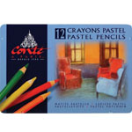 Conte™ Pastel Pencil 12-Color Set: Multi, Pencil, (model C2181), price per set