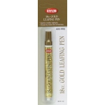 Krylon® Leafing Gold Paint Pen: Metallic, Paint, Chisel Nib, (model K9901), price per each