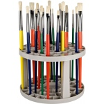 "Heritage Arts™ Brush Holder; Material: Plastic; Size: 5 3/4"" x 4""; Type: Brush Holder; (model CWT221), price per each"