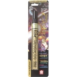 Pen-touch™ Gold Medium Paint Pen: Metallic, Paint, Medium Nib, (model 41581), price per each