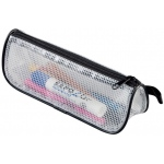 "Alvin® Mesh Tool Case 8""; Color: Assorted, Clear; Material: Mesh, Vinyl; Size: 8""; Type: Case; (model NBC8), price per each"